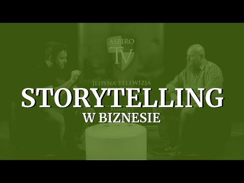 Storytelling W Reklamie I Biznesie - Adam Pioch | ASBiROTV💬