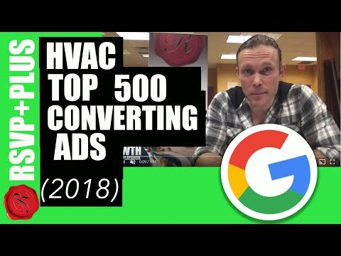 10X HVAC Lead Generation Plan Step 1: Copy & Paste The Top Converting Ads In HVAC Nationwide