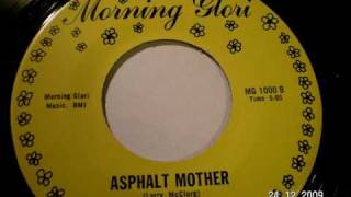 THE MIND GARAGE - Asphalt mother