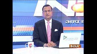 Aaj Ki Baat with Rajat Sharma | 9th March, 2018