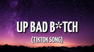 Cardi B -  Up Bad Bit*h (Lyrics) [tiktok Remix] DJ karaba
