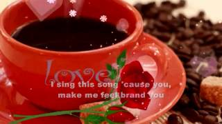 THE STYLISTICS -  You Make Me Feel Brand New (with lyrics)