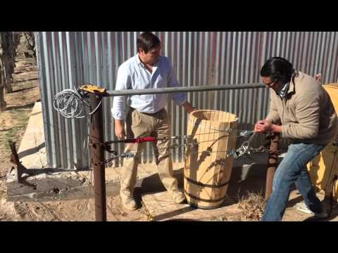 Isleta Pueblo Cooperage