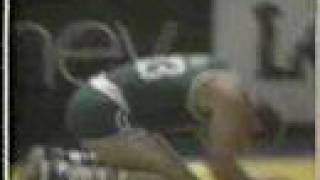Larry Bird vs. Washington Bullets