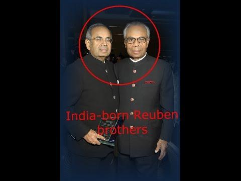 India-born Reuben brothers top UK rich list, Hindujas at No 2 | News World