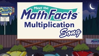 meet the math facts multiplication song