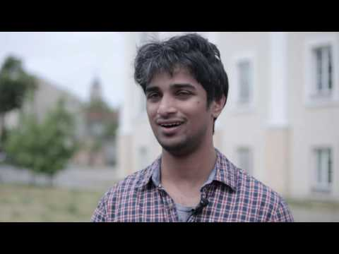 ISM International student review- India