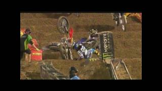 Anaheim 2. 2010 lites heat race 2 crash gautier paulin and blake wharton