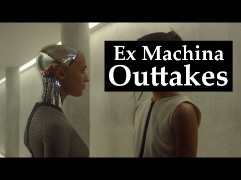 Ex Machina - Movie Review Outtakes
