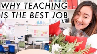 Why I Love Being a Teacher | Teacher Life 🍎
