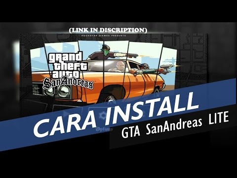 GTA SA Lite v8 (200MB) - Android | MALI (Download+Tutorial) by unique solutions | FunnyCat.TV