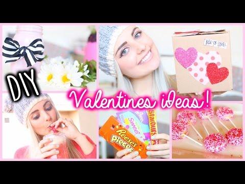 DIY Valentines Room Decor, Gifts & Treats! | Aspyn Ovard