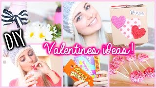 Diy Valentines Room Decor, Gifts & Treats! | Aspyn Ovard
