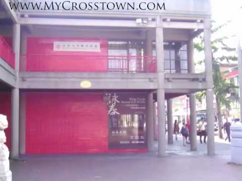 MyCrosstown.com - China Gate / Chinese Cultural Centre walk by - By Jay McInnes