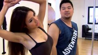 Repeat youtube video Dr. LOVE Show Ep.02 ตลุยสถาบัน Pole Dance