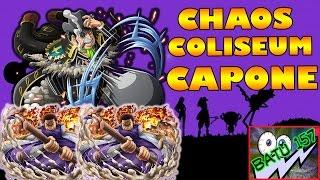OPTC #377 | Chaos Capone Coliseum (Double Fujitora)