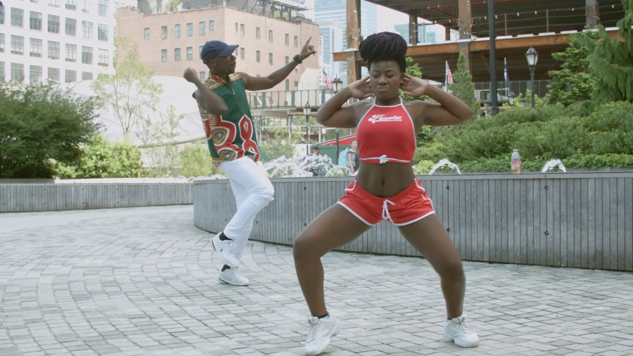African dance 2020 | Afro house dance #Manuelkanza & Laci Pedro