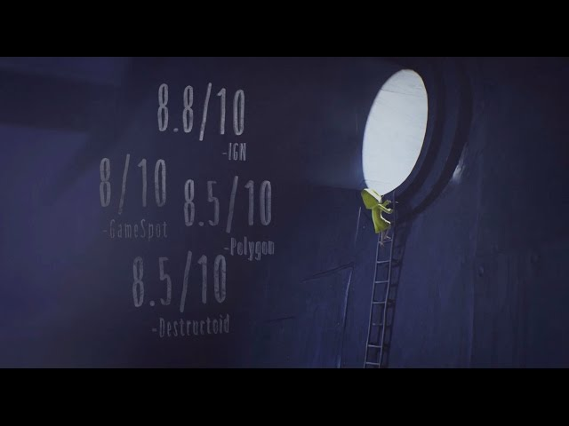 Little Nightmares - Accolades Trailer   PS4, Xbox One, PC