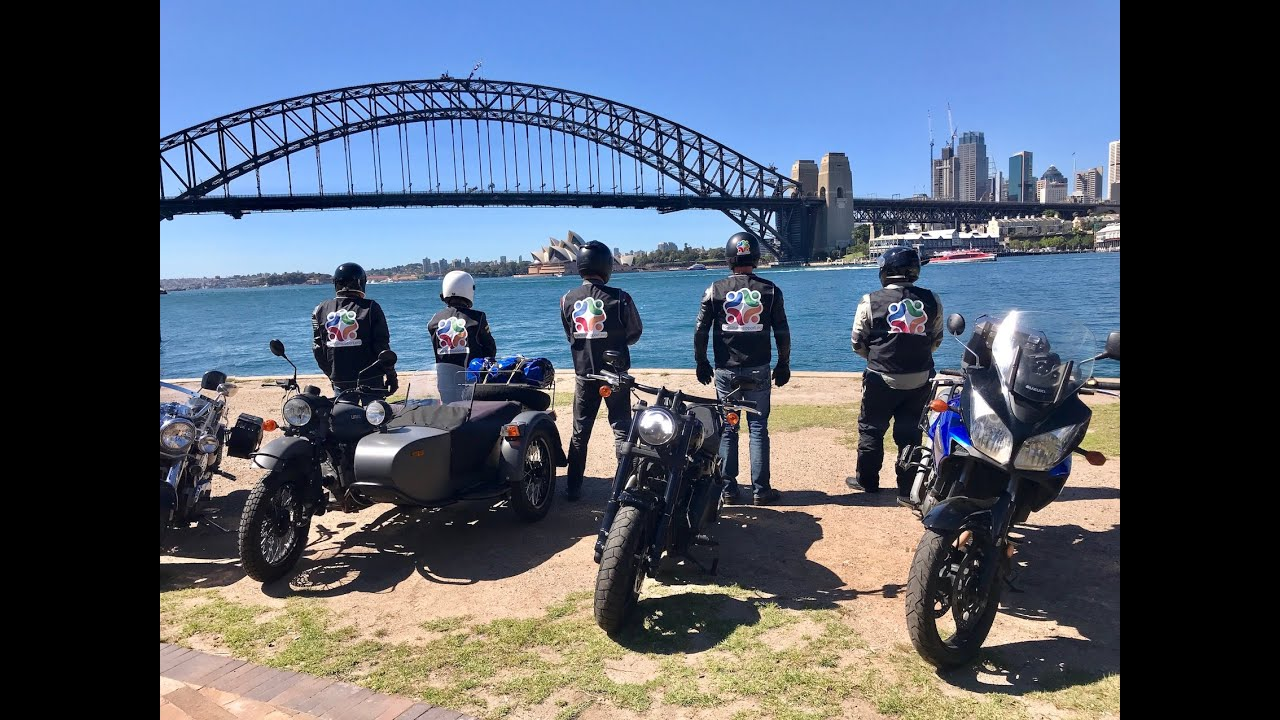 Spectrum Support Charity Ride 2019 Wrap Up