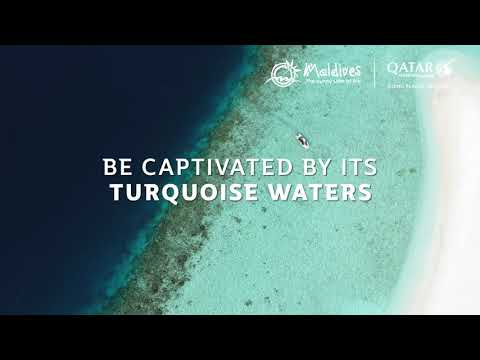 Experience the tropical islands of Maldives with Qatar Airways