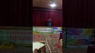 Juara II lomba Yel-Yel PKK dlm Rangka Jambore PKK Kab INHIL