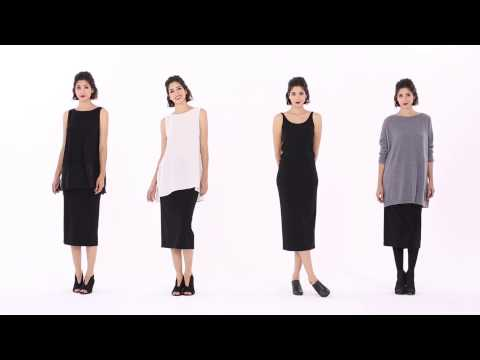 Master The Art Of Simple Dressing With Eileen Fisher