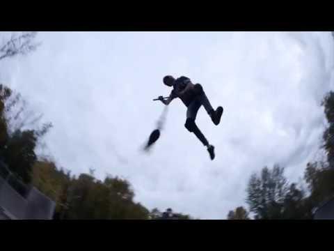 Sergey Fetisov. One Day in kuzminki park