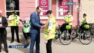 У Івано-Франківську запрацювали еко-поліцейські(, 2016-04-02T10:17:48.000Z)