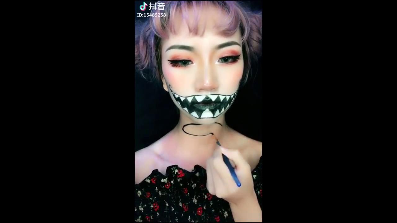 【Tik Tok】 Trung Quốc  Gái xinh dễ thương hóa thân thành robot