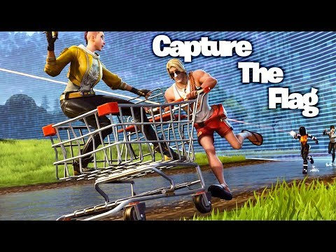 *NEU* CAPTURE THE FLAG Modus in Fortnite Battle Royale!