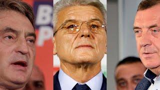 Bosnien-Herzegowina: Zwei Nationalisten und ein Sozialdemokrat