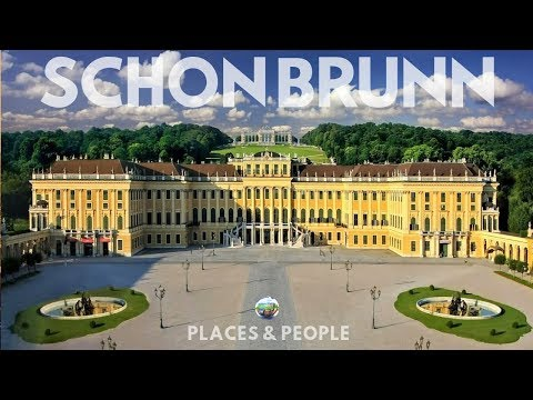 Schönbrunn Palace  - VIENNA - AUSTRIA [ HD ]