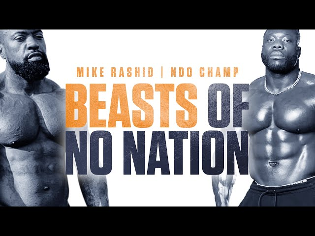 Energy Cannot Be Created or Destroyed | NDO Champ & Mike Rashid