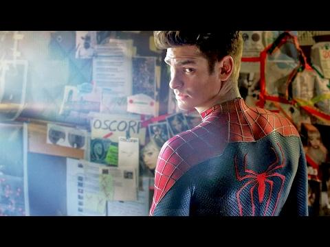 10 Datos sobre el Spider-Man de Andrew Garfield