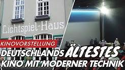 Deutschlands ältestes Kino - das Weltspiegel Kinocenter in Mettmann | GROBI.TV