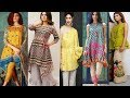 Latest summer short shirts frock style and design |short frock style 2019