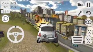 Extreme car driving simulator San Francisco (ANDROID) all collectibles