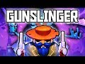 Gunslinger Is OP (NEW CHARACTER) - Enter The Gungeon Farewell To Arms Update