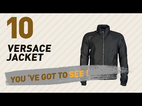 Versace Jacket, Uk Collection // Most Popular 2017