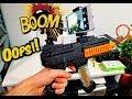 AR автомат для Андроид Игр тема СУПЕР!  AR Game Gun best toys!