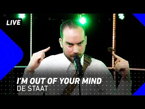 De Staat - I'm Out of Your Mind | 3FM Live Mp3