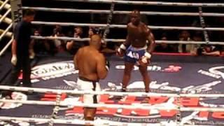 Bob Sapp VS Alain Ngalani (Round 1)