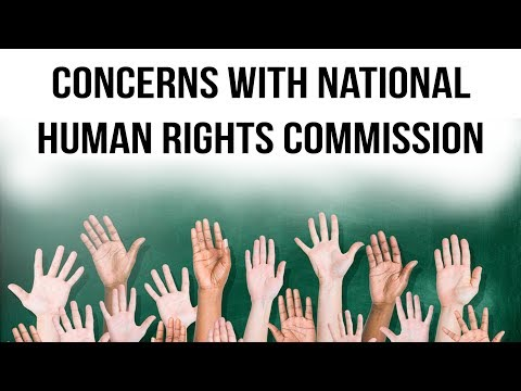 Silver Jubilee of National Human Rights Commission, Is NHRC a toothless tiger? Current Affairs 2018