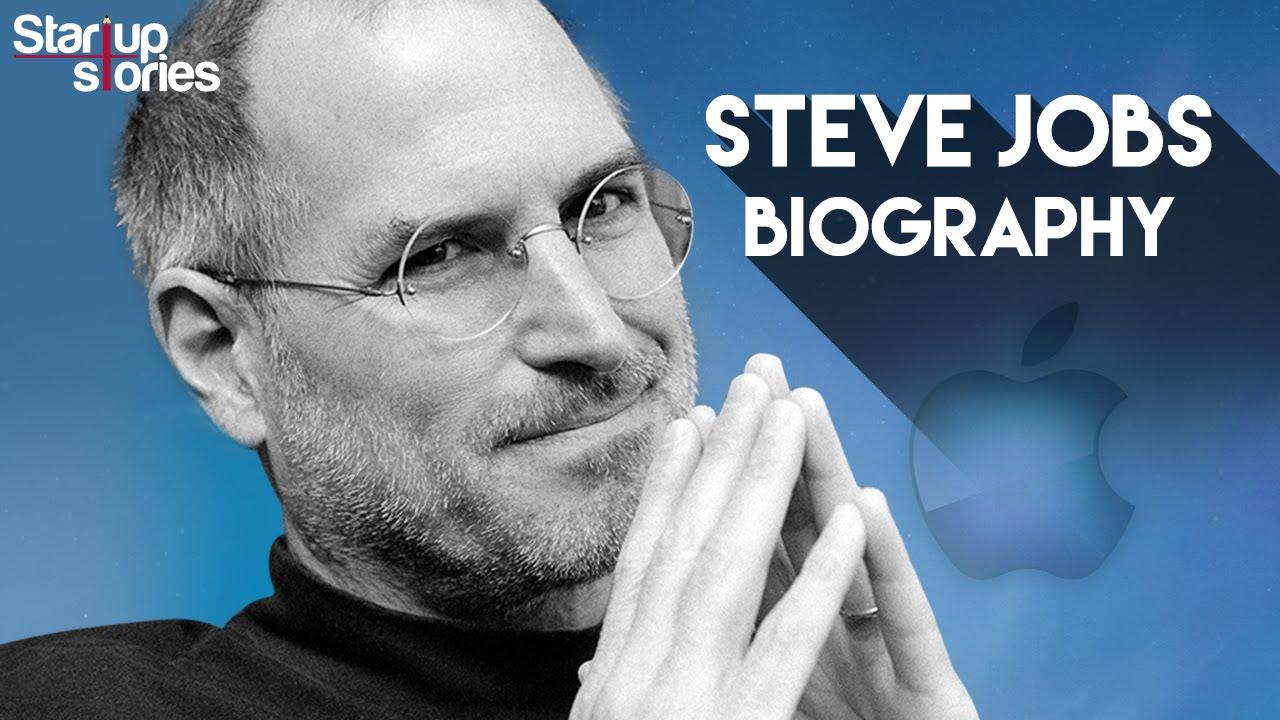 Steve Jobs Biography | Apple Founder | Success Story | Digital Revolution | Startup Stories
