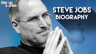 Gambar cover Steve Jobs Biography | Apple Founder | Success Story | Digital Revolution | Startup Stories