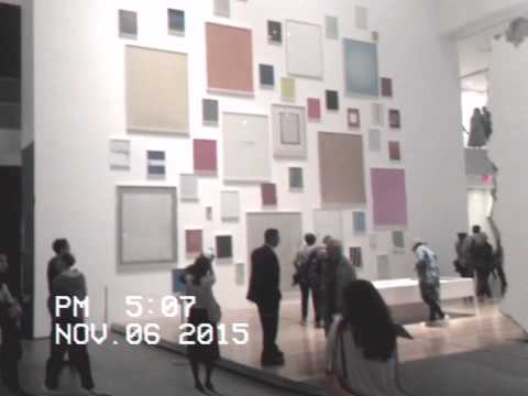 MoMa (Museum of Modern Art) NYC 1