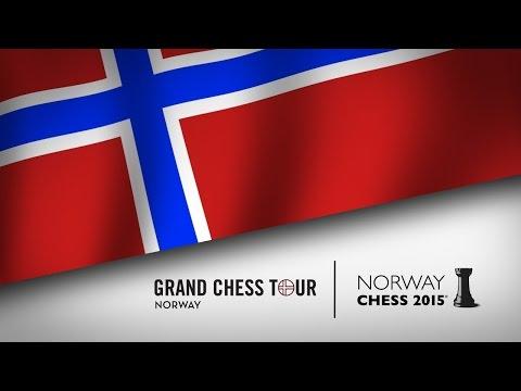 Grand Chess Tour - Norway Chess 2015: Round 7 - 2015.6.23