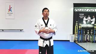 Basic Poomsae Home Training