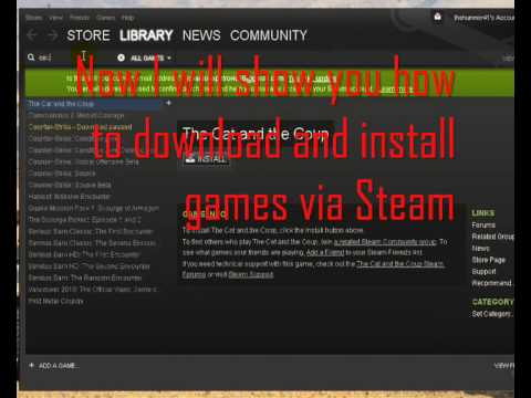 The witcher 3 on steam (how to download cracked DLCs to it ? - PC