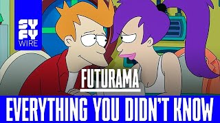 Futurama Was Born In 1939 (Everything You Didn't Know) | SYFY WIRE